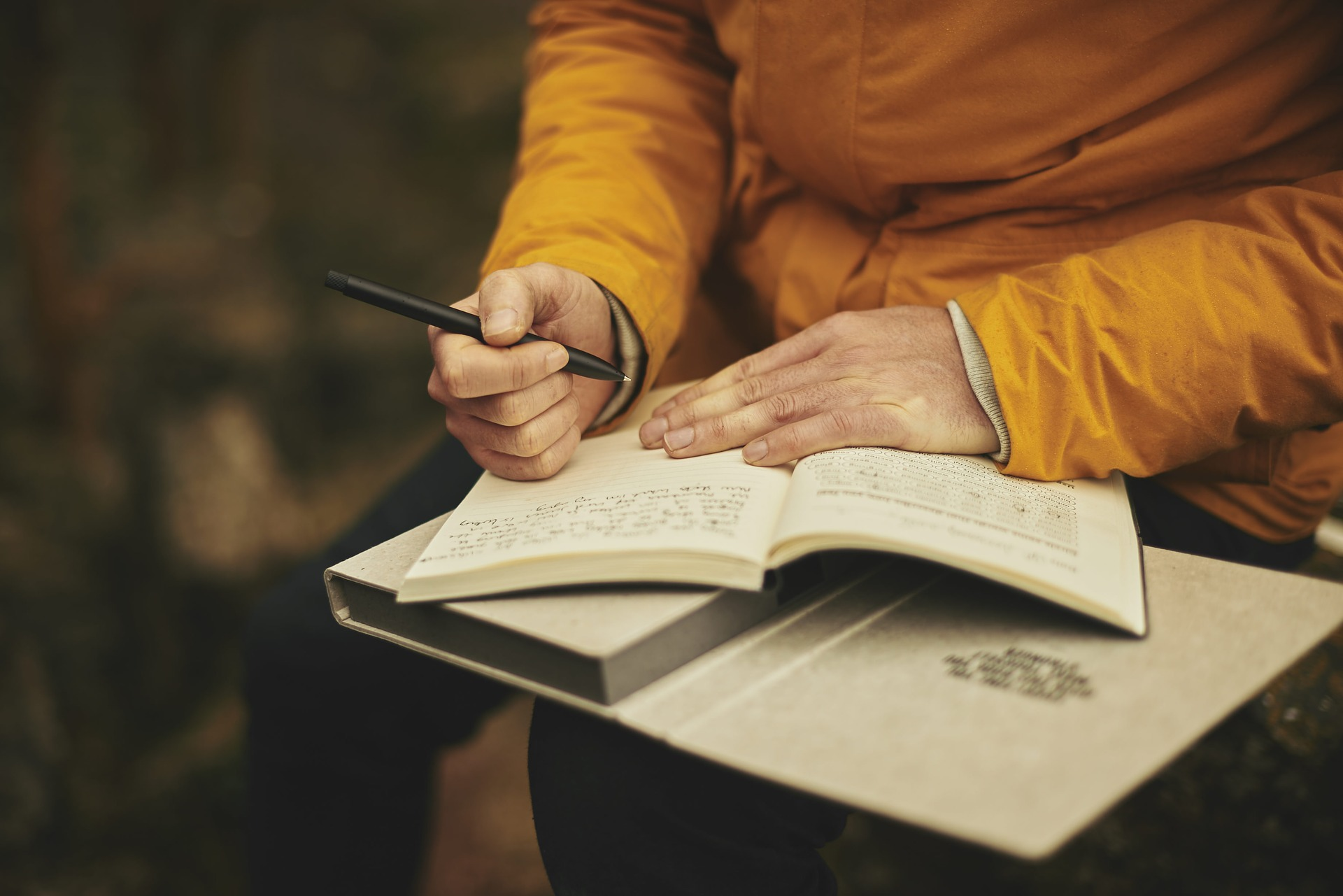 5 Ways Your Journal Can Help with Caregiver Stress